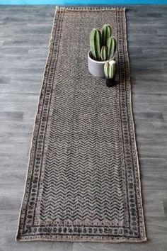Block Print Runner from Rockett St George #rugs #flooring #inspiration…