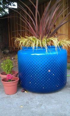 reciclar tambor lavadora