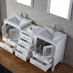 66 inch double vanity. 66 inch double vanity  Google Search Wilton Bathrooms Pinterest Double Grey modern bathrooms and Vanities