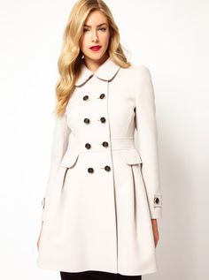 Womens Winter Trench Coats