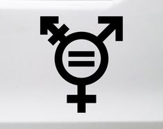 Equality Tattoos, D Tattoo, 6 Years, Transgender, Vinyl Decals, How To Apply, Symbols, Stickers, Richmond Virginia
