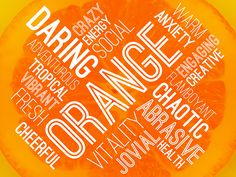 Color Series: Orange by Debbie Albin. Orange is a polarizing color – you either hate it or love it. No other color conveys vitality, freshness and adventure like orange does. Part of the Moments of Art collection by Debbie Albin Hate, Vibrant, Healing, Tropical, Neon Signs, In This Moment, Adventure, Orange, Color