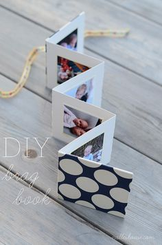This one is right up any scrapbooker's alley! Anu from Nalle's House shows how she made this DIY brag book as a Mother's Day gift for her mom. http://sulia.com/channel/crafts/f/f28df4dd970b4496a95ea3eca31f8ff5/?pinner=57242641
