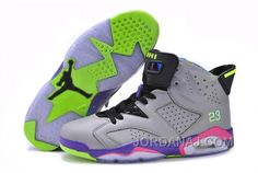 http://www.jordanaj.com/sweden-nike-air-jordan-vi-6-retro-mens-shoes-grey-and-purple-hot-sale.html SWEDEN NIKE AIR JORDAN VI 6 RETRO MENS SHOES GREY AND PURPLE  HOT SALE Only 89.67€ , Free Shipping!