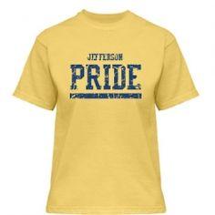 Jefferson Elementary School - Lennox, CA | Women's T-Shirts Start at $20.97