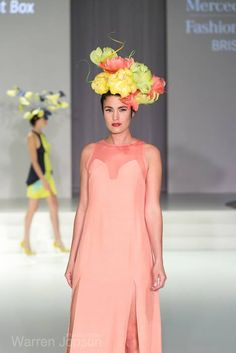 Karen Valentine. Racing Fashion Australia   Millinery