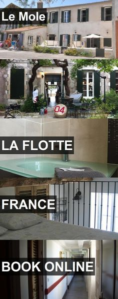 Hotel Le Mole in La Flotte, France. For more information, photos, reviews and best prices please follow the link. #France #LaFlotte #travel #vacation #hotel