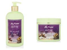 Produkttester gesucht für M. Asam PFLAUME ZIMT Körperpflege