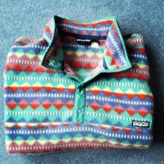 Patagonia sweater.