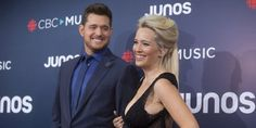 Michael Bublé, Luisana Lopilato Confirm They're Expecting 3rd Child At 2018 Junos