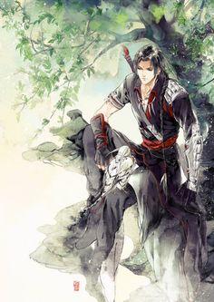《古剑奇谭》百里屠苏