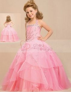 Robe princesse enfant