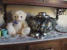 Chá de Fraldas - lembrancinhas no baleiro