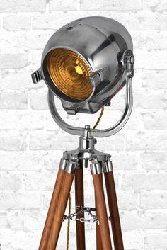 Industrial Loft Tripod Theatre Light Mk2  £450.00