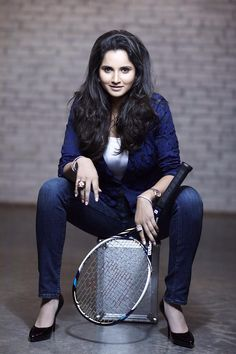 #SaniaMirza: My magic wand with me every where