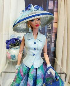 https://flic.kr/p/Ump2M6 | New fashion for Barbie Silkstone -248 d (1)