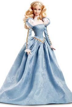 barbie in azzurro