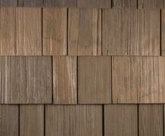 Stunningly realistic, cast from naturally split wood shakes. Our composite cedar shake roof tile comes in any color! Cedar Shake Shingles, Cedar Shakes, Asphalt Roof Shingles, Cedar Shingles, Shake Siding, Roofing Shingles, Metal Siding, Metal Roof, Vinyl Siding