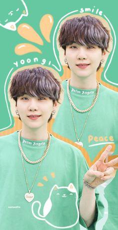 Min Yoongi Bts, Min Suga, Bts Taehyung, Foto Bts, Min Yoongi Wallpaper, Bad Boy, V Bts Wallpaper, Kawaii Wallpaper, Min Yoonji
