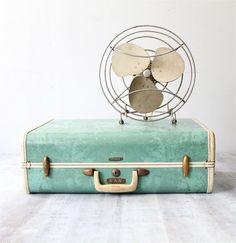 Vintage Samsonite Suitcase by lovintagefinds on Etsy