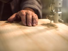 The Luthier - The Human Touch series on Behance