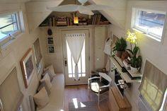 Tiny Hall House