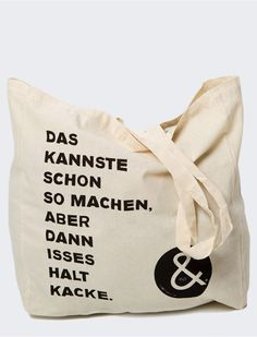 Kacke Bag, now featured on Fab. British Terms, Frame Of Mind, Jute Bags, Better Life, Tech Accessories, Make It Simple, Best Quotes, Reusable Tote Bags, Cool Stuff