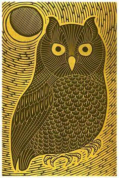'Screech Owl' by Daniel Waters