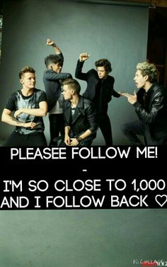 I promise i will follow back :)♡