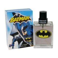 Batman 3.4 oz Cologne by Marmol & Son for Boys