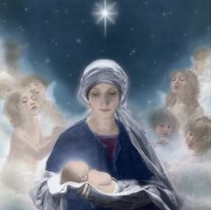 Religious Images, Religious Art, Pictures Of Christ, Our Lady Of Lourdes, Queen Of Heaven, Blessed Mother Mary, Mary And Jesus, Holy Mary, Madonna And Child
