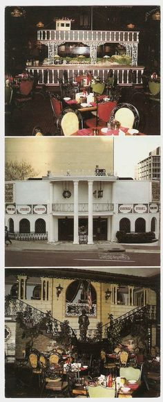 Orleans House Restaurant, Rosslyn, VA  sarris.jpg I went there for dinner on Prom Night as a sophomore ~ OHS.