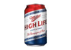 Miller High life, Summer edition. Designed by Landor, San Francisco    Creative Director: Tosh Hall  Design Director: Ryin Kobza  Senior Designer: Daniel D'Arcy
