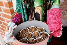 Blueberry Power Muffins, Blue Berry Muffins, Breakfast Bake, Paleo Breakfast, Gluten Free Baking, Gluten Free Recipes, Cupcake In A Cup, Batch Cooking, Frozen Blueberries