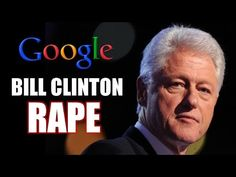 """#Did ANY of you know this...Share this shit...Google """"Bill Clinton rape"""""""