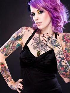 Tattoos, drugs & rock n roll: Pretty in Ink!! Pt 2