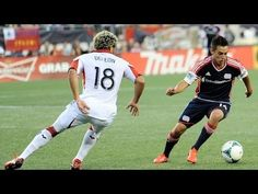FOOTBALL -  HIGHLIGHTS: New England Revolution vs D.C. United | June 8, 2013 - http://lefootball.fr/highlights-new-england-revolution-vs-d-c-united-june-8-2013/