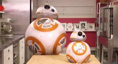 Now BB8 really is cute enough to eat.