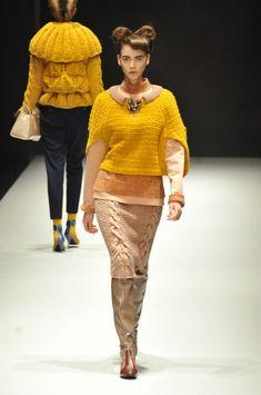 YUMA KOSHINO AW 2014 | Mercedes-Benz Fashion Week TOKYO