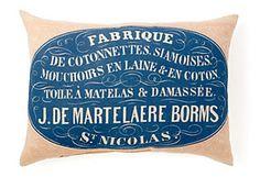 Martelaere Borms pillow