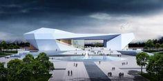 The Shanxi Grand Theater plan design