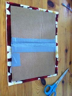 diy kindle covers | DIY eco-friendly Kindle case | palegreenlife