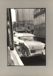 From the Bus, New York, 1958, 1993.17.1