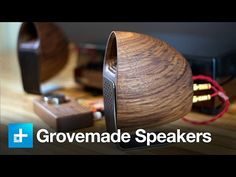 Learn how to make a speaker out of wood - Easy DIY project - YouTube