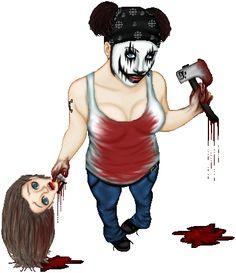 insane clown posse tattoo art   Posted by somasekhar at 13:57