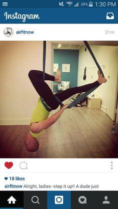 Airpow Aerial Hammock, Aerial Silks, Aerial Yoga, Aerial Arts, Learn To Fly, Hammocks, Yoga Poses, Goals, Drawing