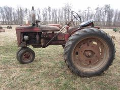 Farmall Super C Tractor - Online Auction Ending Monday, April 13, 2015 - Spencer, Wisconsin - Hansen & Young, Inc.