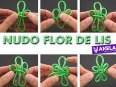 Fleur de lis knot <3