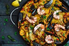 Factors You Need To Give Thought To When Selecting A Saucepan Paealla Non Stick Pan, Food Items, Fish Recipes, Food And Drink, Dinner, Cooking, Ethnic Recipes, Foodblogger, Summer Vibes