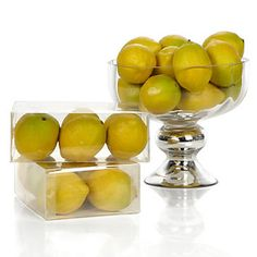 Enliven your environment with our brightly hued Lemon Vase Fillers.